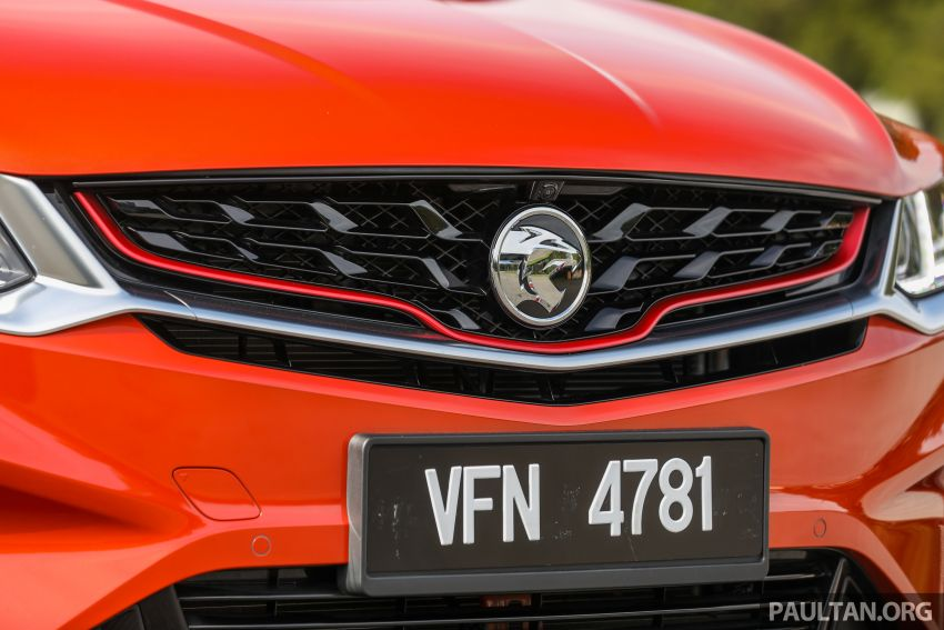 Proton X50 review – detailed look at the pros and cons Image #1228229