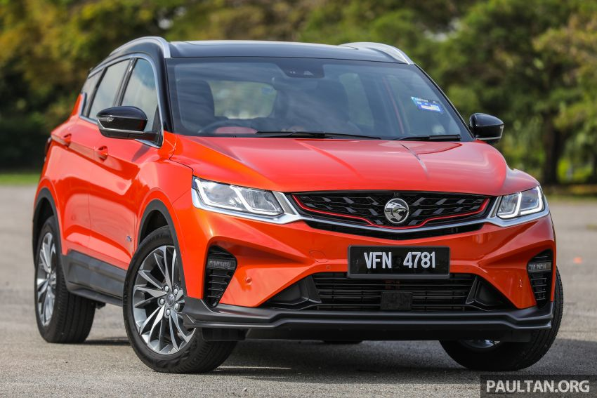 Proton X50 review – detailed look at the pros and cons Image #1228212