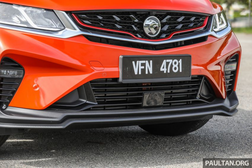 Proton X50 review – detailed look at the pros and cons Image #1228231