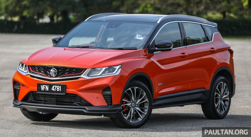 Proton X50 review – detailed look at the pros and cons Image #1228213