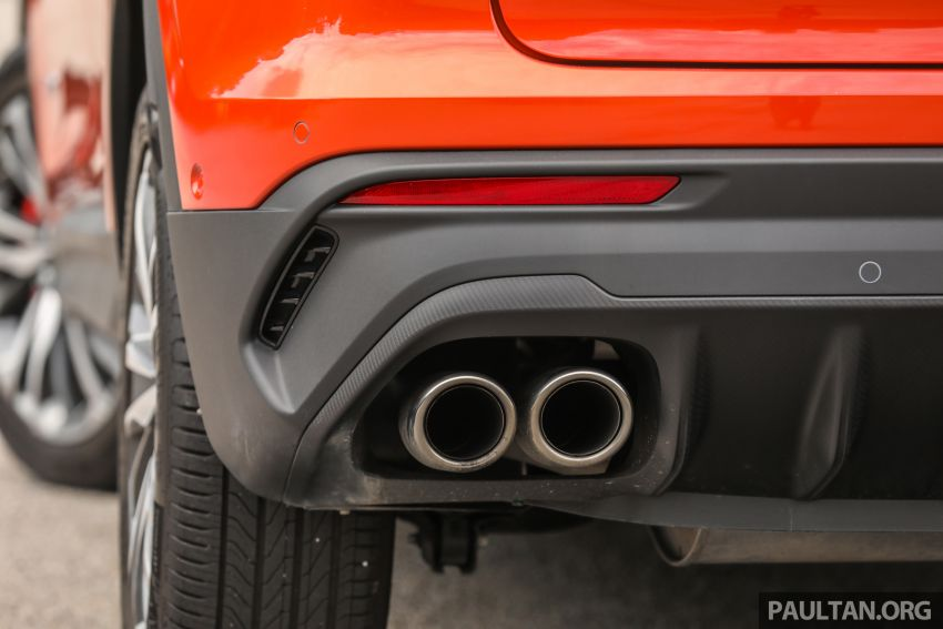 Proton X50 review – detailed look at the pros and cons Image #1228245
