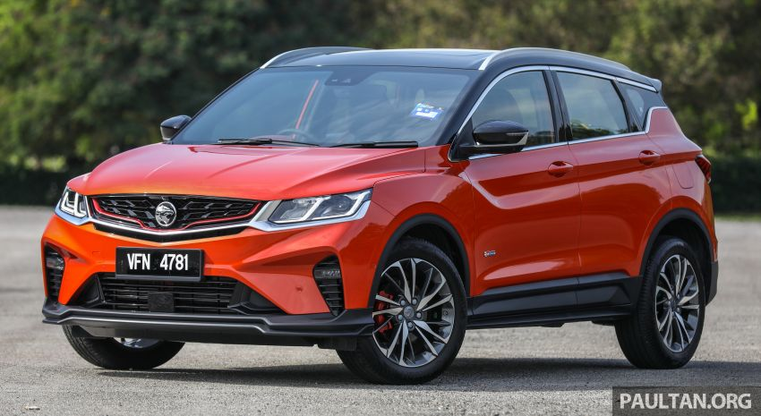 Proton X50 review – detailed look at the pros and cons Image #1228214