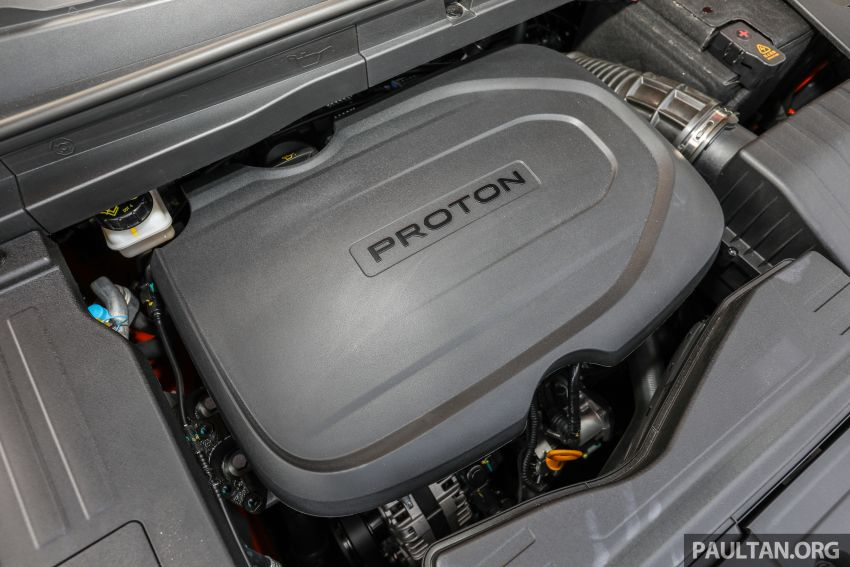 Proton X50 review – detailed look at the pros and cons Image #1228253