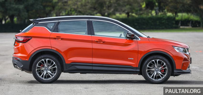 Proton X50 review – detailed look at the pros and cons Image #1228219