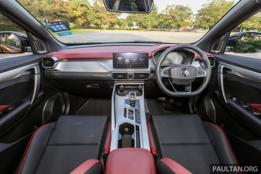 Proton X50 review – detailed look at the pros and cons Image #1228254