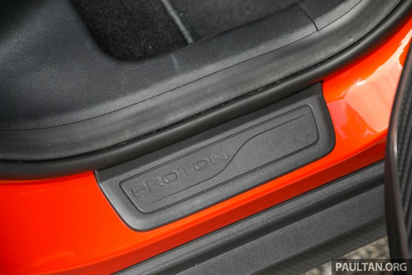 Proton X50 review – detailed look at the pros and cons Image #1228364
