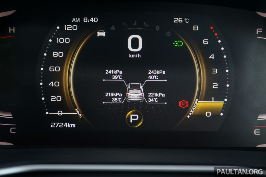 Proton X50 review – detailed look at the pros and cons Image #1228265