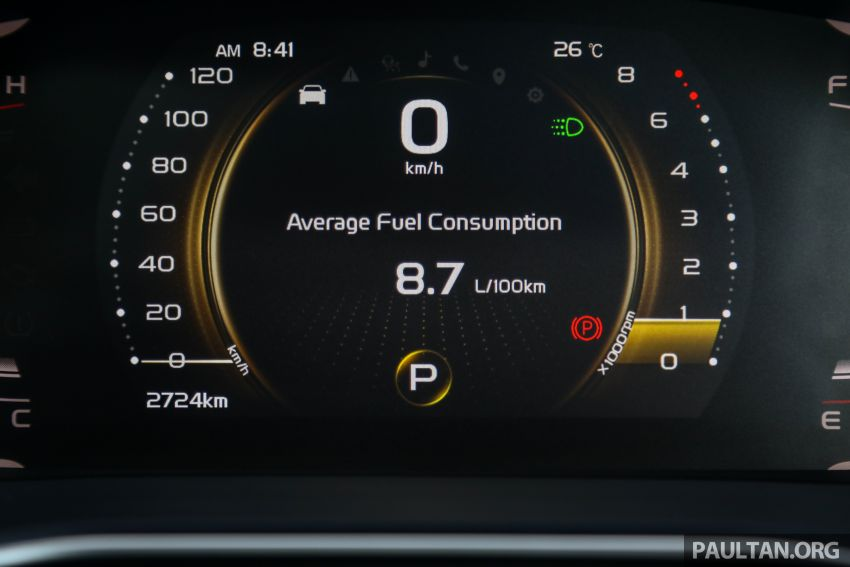 Proton X50 review – detailed look at the pros and cons Image #1228267