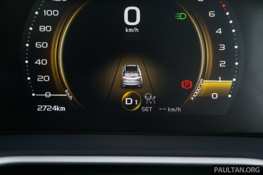 Proton X50 review – detailed look at the pros and cons Image #1228268