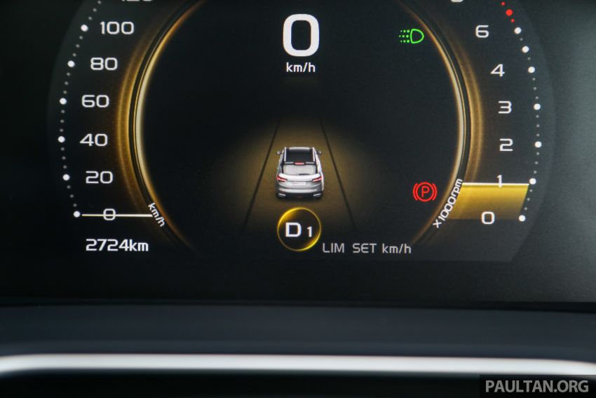 Proton X50 review – detailed look at the pros and cons Image #1228269
