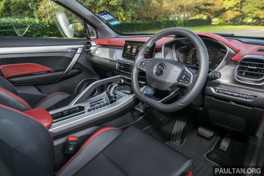 Proton X50 review – detailed look at the pros and cons Image #1228255