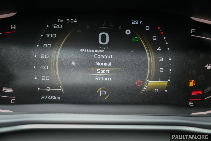 Proton X50 review – detailed look at the pros and cons Image #1228276