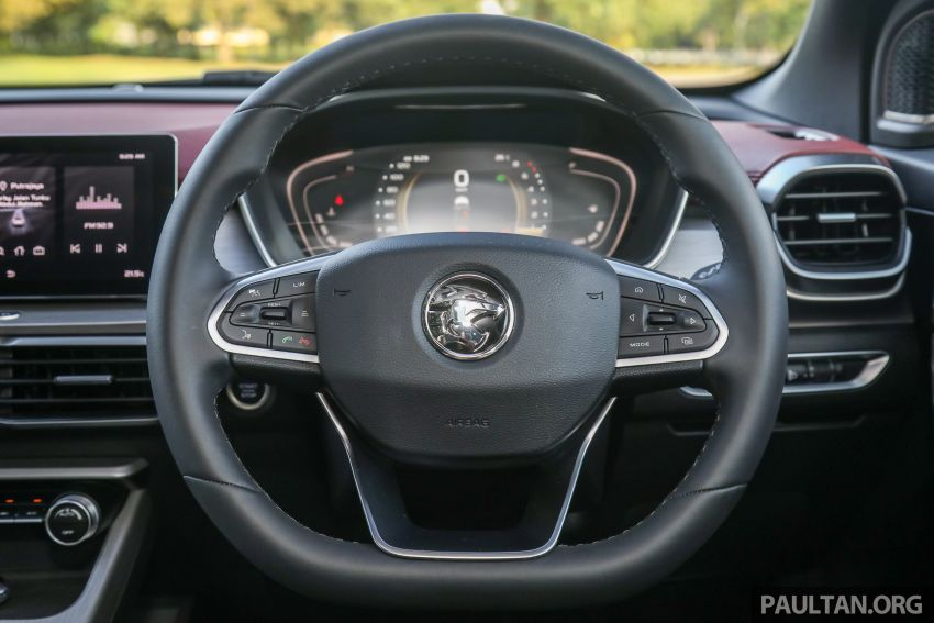 Proton X50 review – detailed look at the pros and cons Image #1228278