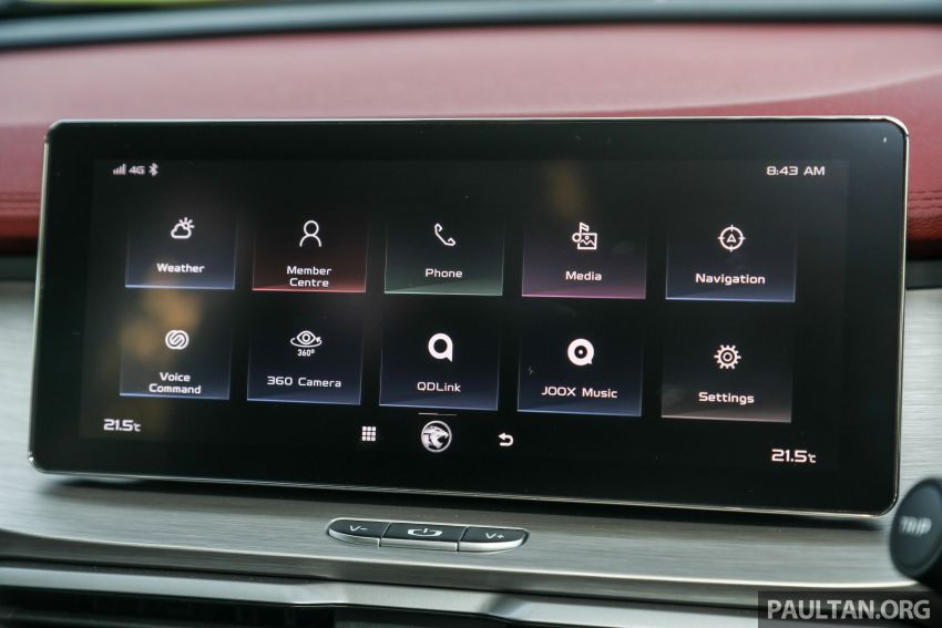 Proton X50 review – detailed look at the pros and cons Image #1228290