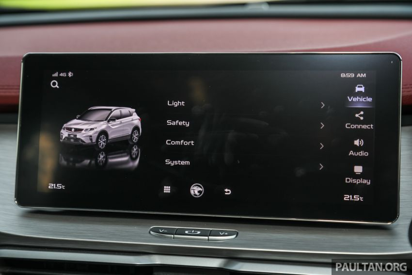 Proton X50 review – detailed look at the pros and cons Image #1228303