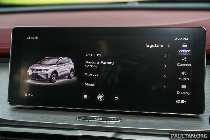 Proton X50 review – detailed look at the pros and cons Image #1228306