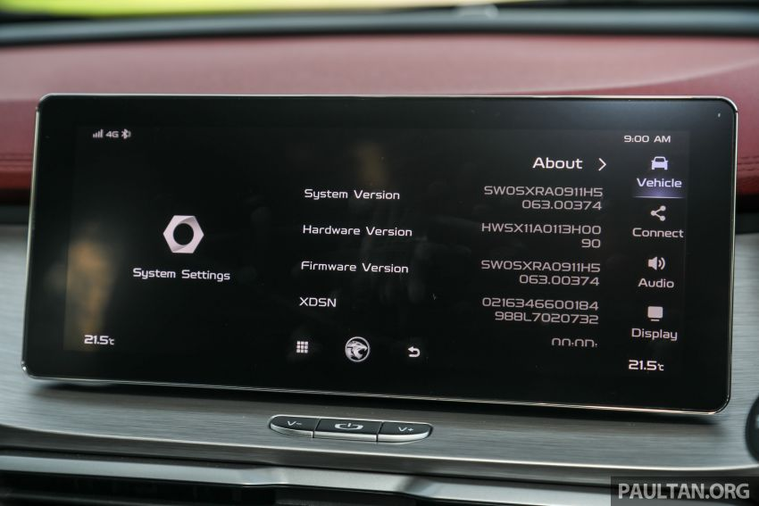 Proton X50 review – detailed look at the pros and cons Image #1228307
