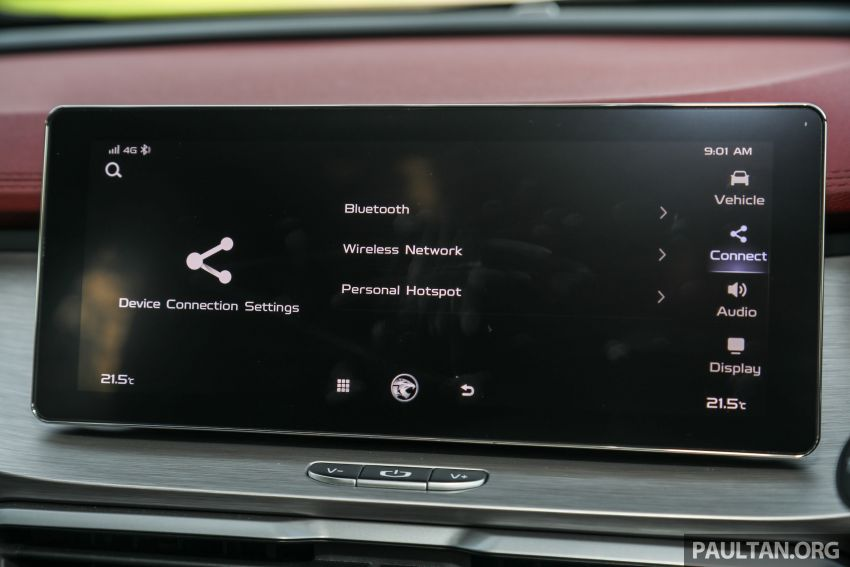 Proton X50 review – detailed look at the pros and cons Image #1228308