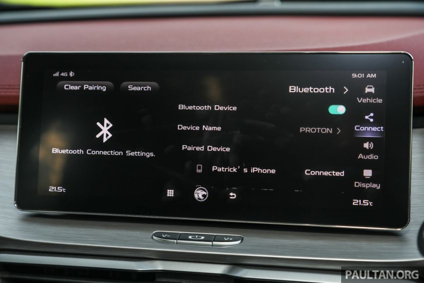 Proton X50 review – detailed look at the pros and cons Image #1228309