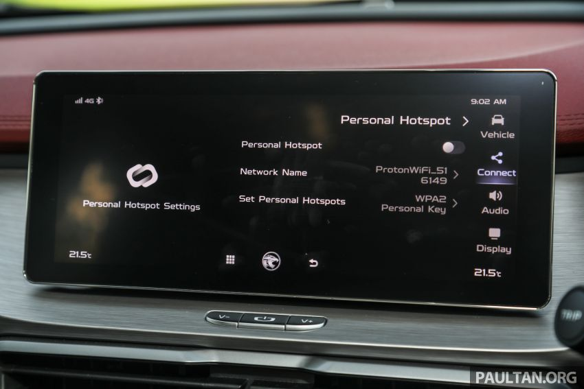 Proton X50 review – detailed look at the pros and cons Image #1228311