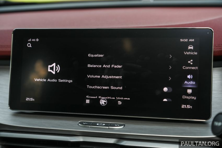 Proton X50 review – detailed look at the pros and cons Image #1228312