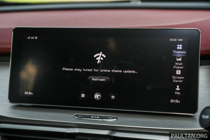 Proton X50 review – detailed look at the pros and cons Image #1228314