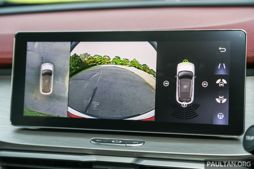 Proton X50 review – detailed look at the pros and cons Image #1228315