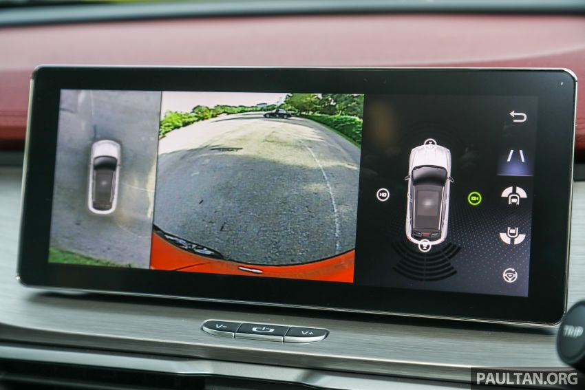 Proton X50 review – detailed look at the pros and cons Image #1228319