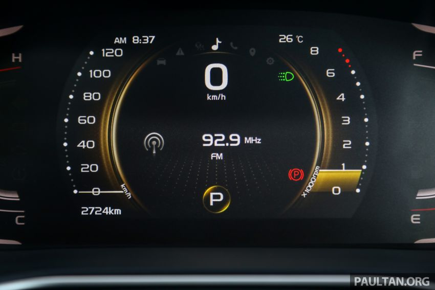 Proton X50 review – detailed look at the pros and cons Image #1228260