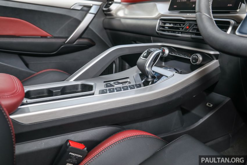 Proton X50 review – detailed look at the pros and cons Image #1228332