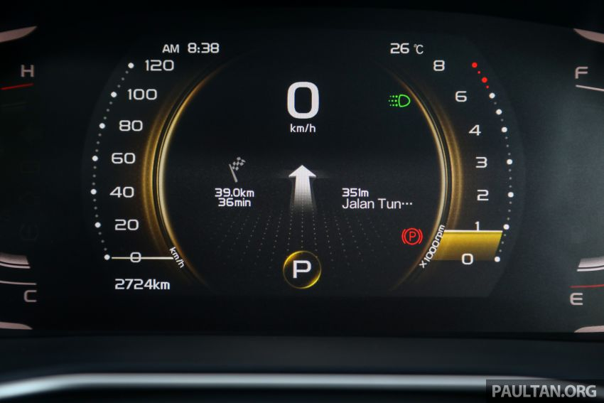 Proton X50 review – detailed look at the pros and cons Image #1228261