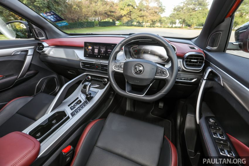Proton X50 review – detailed look at the pros and cons Image #1228344
