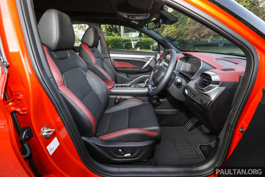 Proton X50 review – detailed look at the pros and cons Image #1228346