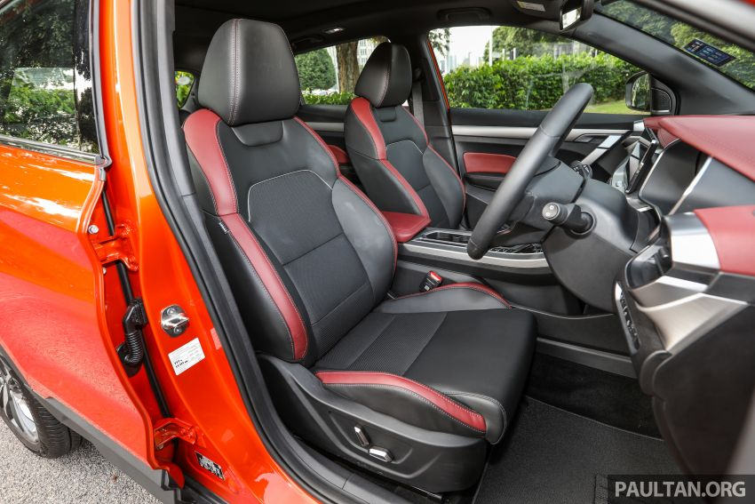 Proton X50 review – detailed look at the pros and cons Image #1228347