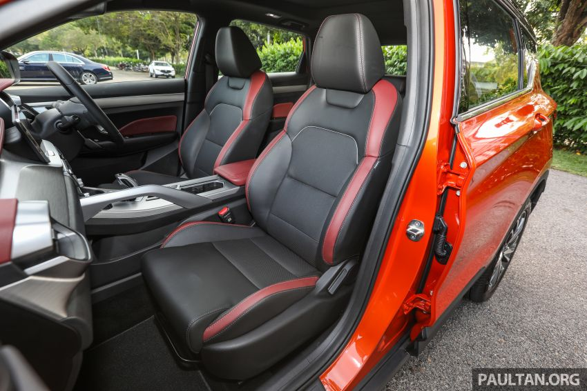 Proton X50 review – detailed look at the pros and cons Image #1228348