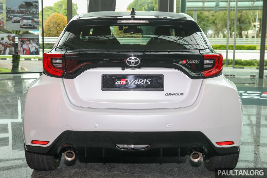 GALLERY: Toyota GR Yaris – over 100 live pics of the 'Made for WRC' 261 PS, 6MT, AWD, RM299k hot hatch Image #1227040