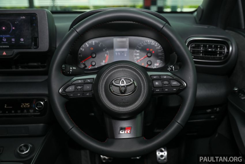 GALLERY: Toyota GR Yaris – over 100 live pics of the 'Made for WRC' 261 PS, 6MT, AWD, RM299k hot hatch Image #1227088