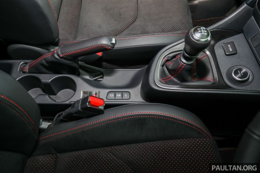 GALLERY: Toyota GR Yaris – over 100 live pics of the 'Made for WRC' 261 PS, 6MT, AWD, RM299k hot hatch Image #1227110