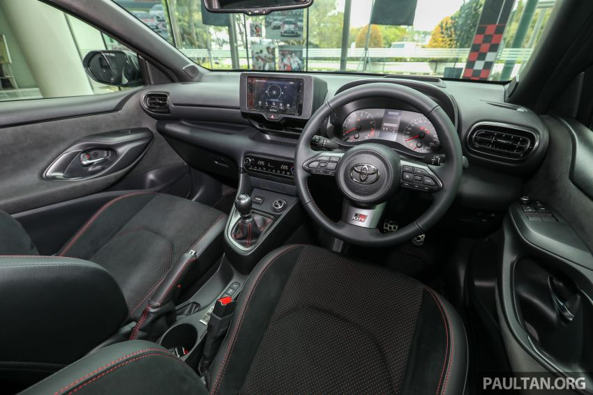 GALLERY: Toyota GR Yaris – over 100 live pics of the 'Made for WRC' 261 PS, 6MT, AWD, RM299k hot hatch Image #1227117