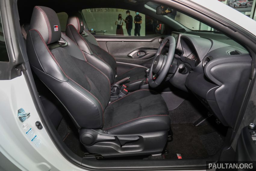 GALLERY: Toyota GR Yaris – over 100 live pics of the 'Made for WRC' 261 PS, 6MT, AWD, RM299k hot hatch Image #1227120