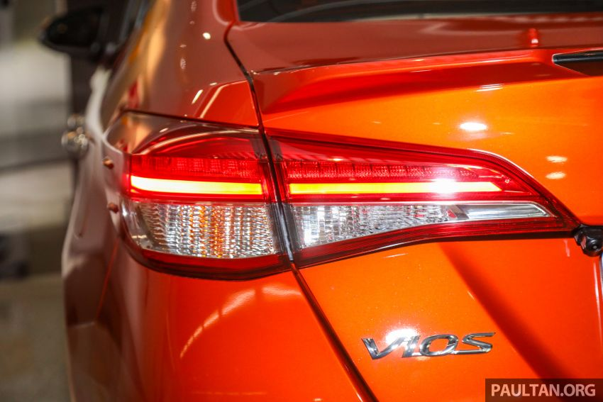 GALLERY: 2021 Toyota Vios facelift – 1.5G from RM88k Image #1226116