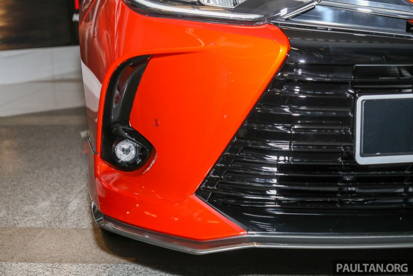 GALLERY: 2021 Toyota Vios facelift – 1.5G from RM88k Image #1226097
