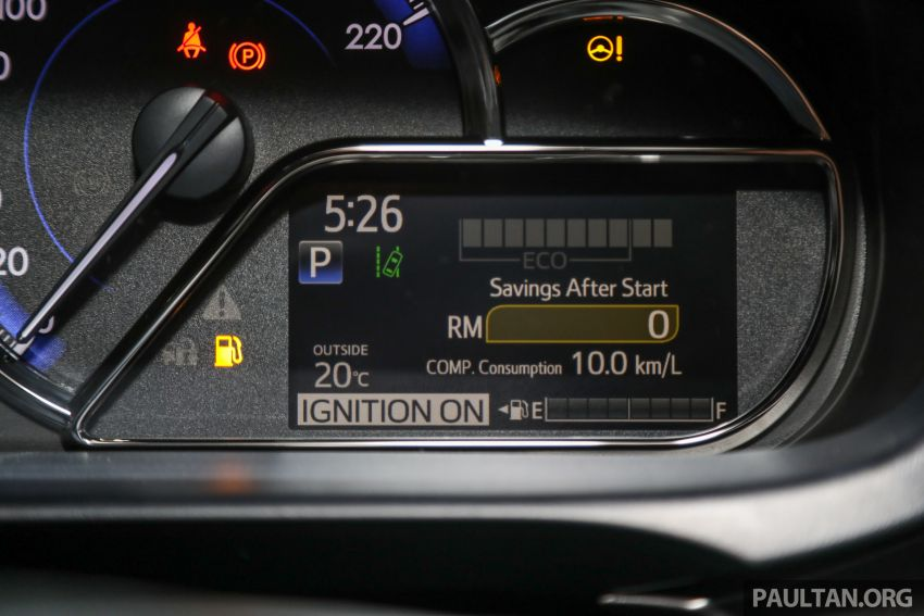 GALLERY: 2021 Toyota Vios facelift – 1.5G from RM88k Image #1226164