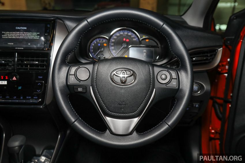GALLERY: 2021 Toyota Vios facelift – 1.5G from RM88k Image #1226171