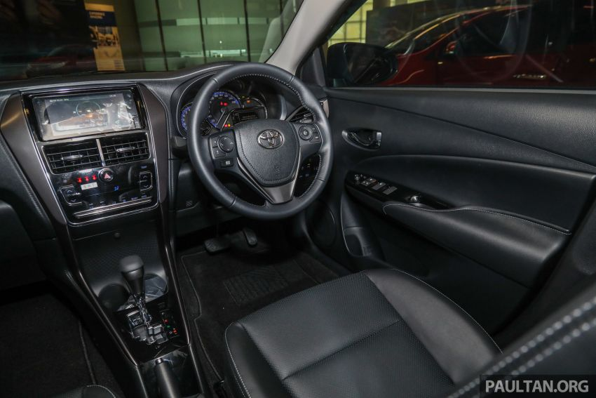 GALLERY: 2021 Toyota Vios facelift – 1.5G from RM88k Image #1226235