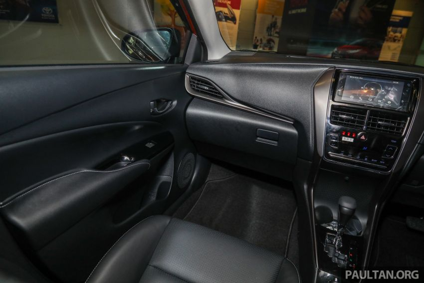 GALLERY: 2021 Toyota Vios facelift – 1.5G from RM88k Image #1226236