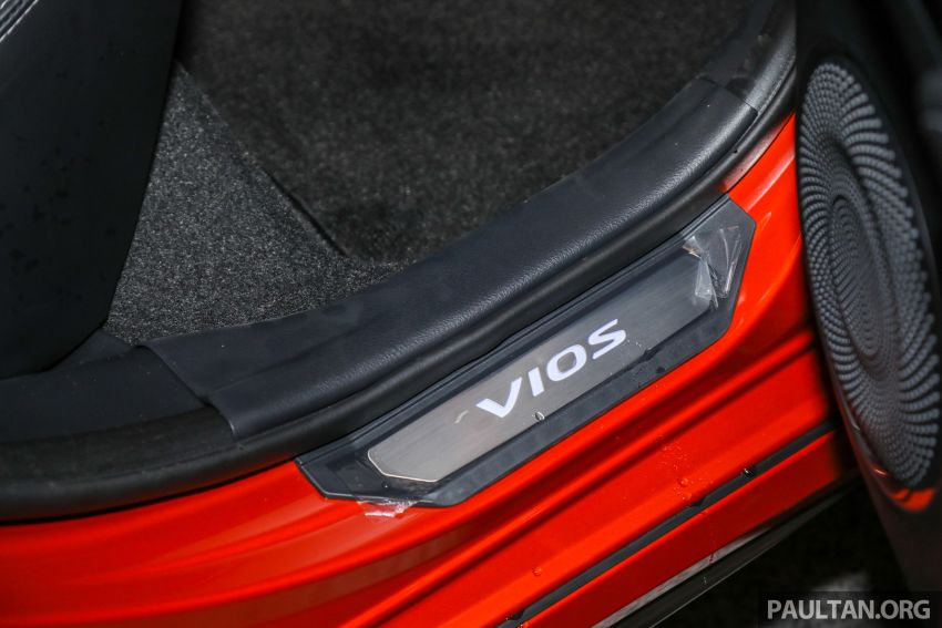 GALLERY: 2021 Toyota Vios facelift – 1.5G from RM88k Image #1226266