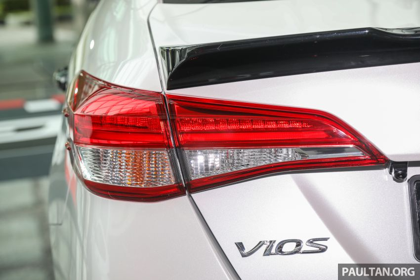 GALLERY: Toyota Vios GR-S – live pics of the RM95k range-topper with 10 CVT ratios, sports suspension Image #1226442