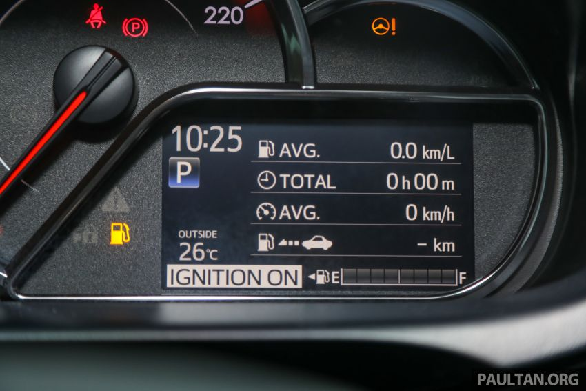 GALLERY: Toyota Vios GR-S – live pics of the RM95k range-topper with 10 CVT ratios, sports suspension Image #1226455