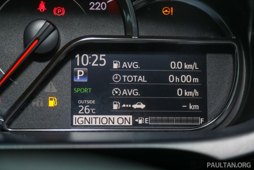GALLERY: Toyota Vios GR-S – live pics of the RM95k range-topper with 10 CVT ratios, sports suspension Image #1226456